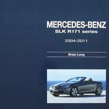 Mercedes-benz SLK – R171 Series 2004-2011 Photographs History Book