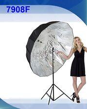 Lastolite 7908F 157cm (61 inch) MEGA UMBRELLA PARABOLIC - SILVER Mfr# LL LU7908F