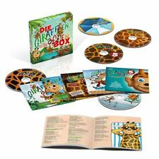 DIE GIRAFFEN AFFEN BOX  ( incl. Songs & Texte )  5 CD  NEU & OVP 06.12.2019