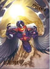 Spiderman Fleer Ultra 2017 Base Card #26 Darkhawk