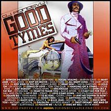 DJ Rondevu Good Tymes Vol. 1 Classic R&B Smooth Funk Neo Soul Doo Wop New Jack
