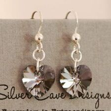 Crystal Drop/Dangle Love & Hearts Costume Earrings