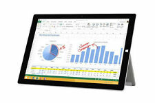 Microsoft Surface 3 64GB, Wi-Fi, 10.8-Inch - Silver Tablet