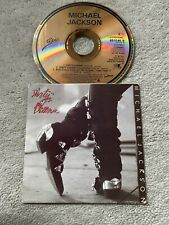 MICHAEL JACKSON - DIRTY DIANA - UK CD Single from 1988 with Cardboard Sleeve