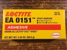 Henkel Loctite Ea 0151 Hysol Epoxy Adhesive 334 Oz 946 G Pn 83176