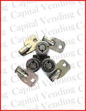 3 NV #65 locks and 4 keys - Ace brand