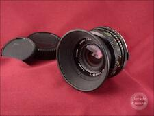 7163 - Olympus OM Mount Vivitar 28mm f2.8 Fast Wide Angle Lens - Good