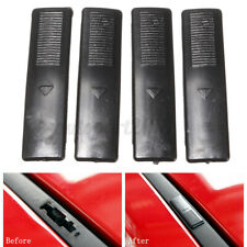 4X Replacement Roof Rail Rack Moulding Clip Cover For Mazda 2 3 6 CX5 CX7 06-15