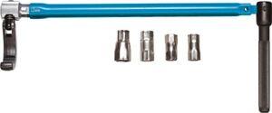 Standhahnmutternschlüssel Länge 260 mm Schlüsselweite bis 36 mm GEDORE