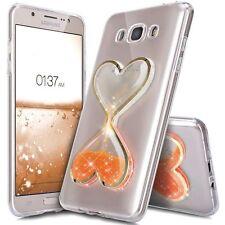 Dynamic Liquid Glitter Quicksand Soft TPU Case Cover For Samsung Galaxy J3 J5 J7