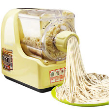 Kitchen Electric Pasta Maker Automatic Spaghetti Noodle Machine Dumpling Maker