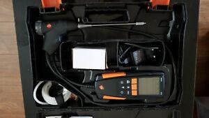 Testo 310 gas analiser