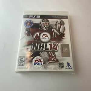 Sony Playstation 3 NHL 14 Factory Sealed EA Sports Hockey PS3 RARE
