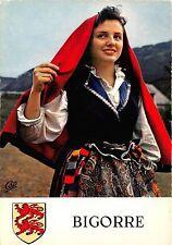 BR8750 Pays de Bigorre Costume de la vallee de Campan   France