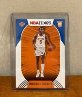 2020-21 NBA Hoops Immanuel Quickly Rookie RC #249 New York Knicks 🔥
