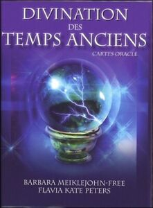 Divination des temps anciens - Cartes Oracle