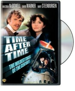 TIME AFTER TIME (1979) NEW DVD