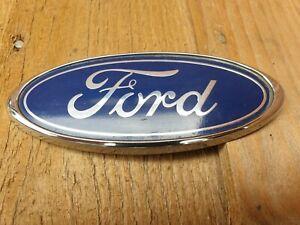 Ford Badge 115mm x 45mm Boot Bonnet Grille Sierra Escort Capri Fiesta Mondeo MK3