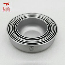 Keith Titanium Ti5375 7-Piece Bowl Set (Shipped from California, USA)