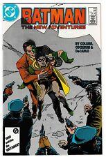 BATMAN #410 (NM) TWO-FACE Appearance! Origin of ROBIN (Jason Todd) DC 1987