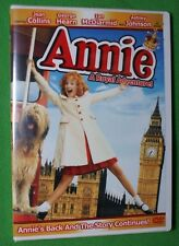 Annie: A Royal Adventure! (DVD, 2004)  Ashley Johnson - New