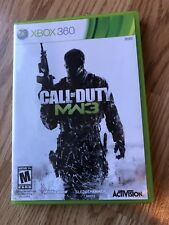 Call of Duty: Modern Warfare 3 (Microsoft Xbox 360, 2011) H3