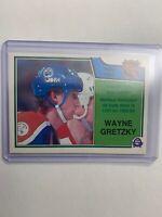 1983-84 O-Pee-Chee 1982-83 NHL Goal Leader #215 Wayne Gretzky Edmonton Oilers