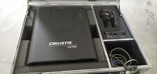 Christie Lx700 Lcd Xga Digital Projector w/ Road Case + Lens 1527 Lamp Hrs