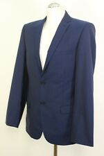 "TED BAKER ASTROJ Navy WOOL BLEND BLAZER / TAILORED JACKET - Size 38R 38"" Chest"