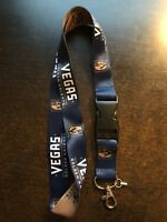 LAS VEGAS GOLDEN KNIGHTS LANYARD *US SELLER/FAST  SHIPPING*
