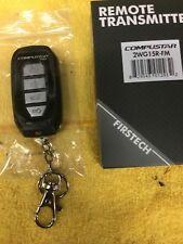 NEW + Free Program Info - Compustar 2WG15R-FM Remote Transmitter Fob
