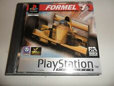 PlayStation 1  PSX  PS1  Formel 1 Platinum (3)