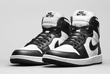 2014 NIKE AIR JORDAN 1 RETRO HIGH OG BLACK WHITE Size 8. 555088-010 2 3 4 5 6