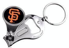San Francisco Giants Baseball Team MLB 3 in 1 Multi Function Keychain Key Ring