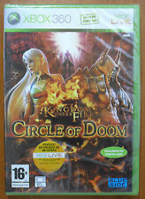 Kingdom Under Fire: Circle of Doom, Xbox 360, Pal-España ¡¡NUEVO A ESTRENAR!!