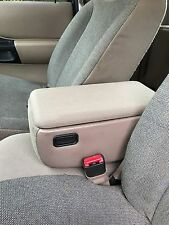 "NEW Tan Ford Ranger center console"" Lid "", Cover, Arm Rest (1998 to 2003)"