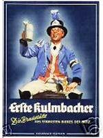 EKU 1. Kulmbacher Aktien Bier Brauerei Dresden Kulmbach hist. Aktie 1923 Germany