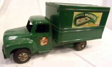 All Original Vintage Buddy L 'WRIGLEY'S SPEARMINT GUM' Delivery Truck