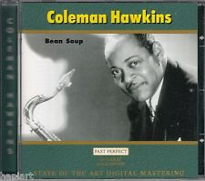 COLEMAN HAWKINS - BEAN SOUP - CD - 24 carat gold edition