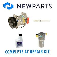 For Chevrolet Oldsmobile GMC AC A/C Repair Kit w/ New Compressor & Clutch