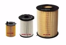 PARA FORD FOCUS MK2 1.8tdci filtro de aceite/aire/gasóleo de KKDB ENG CLYNX, KKDA, 06-10