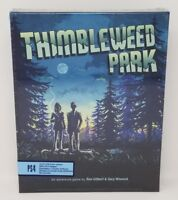 Thimbleweed Park Collector Edition PS4 Limited Run Games #131
