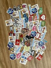 70+ Brands Stickers