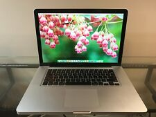 Apple MacBook Pro 15 PRE-RETINA UPGRADED 8GB RAM 1TB SSD HYB ~ 1 YEAR WARRANTY