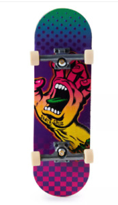 Tech Deck Performance Series Wood Fingerboard SANTA CRUZ Skateboard NEW 2020 HTF
