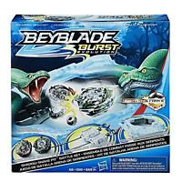 Beyblade Burst Evolution Shadow Snake Pit Battle Set Ages 8+ Toy Play Fight