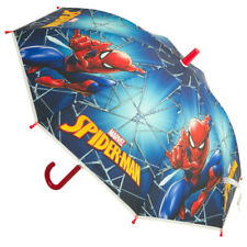 Children Umbrella Boys Marvel Spiderman Movie