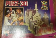 Puzz-3D Bavarian Castle 1000 Piece Puzzle Wrebbit P3D-801