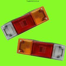 Ford Courier Mazda Bravo 77-06 Tray Back Ute Tail lights Pair Right Left Side