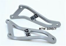 R&G PAIR EXHAUST HANGERS for Honda VTR1000 SP-1 (All Years (RC51)